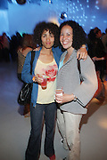 l to r: Adia Millet and Guest at The 11th Annual Tribute to the Wonders of Stevie, Wonderfull Party on May 16, 2009 held at BK Studio Lofts in Brooklyn, NY..The Annual Tribute to The Legendary Stevie Wonder, The Wonderfull Party produced by Keistar Productions with the sought after music producer duo, DJ Spinna and Bobbito aka Cucumber Slice rock the house in Brooklyn, NY. The BK Studio Lofts were packed to the rafters will Stevie Wonder fans, who were soulfully delighted with the customed designed sounds of Spinna and Bobbito, who subjected the crowds to a variety of Stevie Wonder written imprints and vocally driven tracks that have covered the span of the singers' career. What a beautiful way to begin your summer!