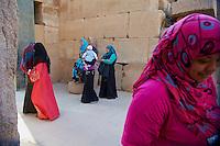 Egypte, Haute Egypte, vallée du Nil, Louxor, Karnak, classé Patrimoine Mondial de l'UNESCO, temple dédié au Dieu Amon // Egypt, Nile Valley, Luxor, Thebes, Karnak Temple, UNESCO World Heritage Site