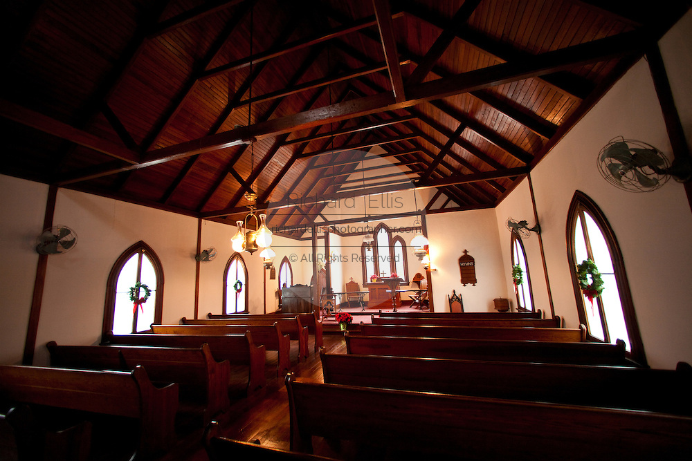 Sheldon Chapel, also known as the Prince William's Episcopal Church  in Yemassee, South Carolina. The church dated to 1745 was dismantled and used to build bridges by Gen. Sherman during the civil war and rebuilt in 1898.