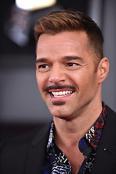 Ricky Martin attends the 61st Annual GRAMMY Awards at Staples Center on February 10, 2019 in Los Angeles, CA, USA. Photo by Lionel Hahn/ABACAPRESS.COM
