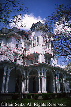 PA Historic Places, Wilson College, National Register of Historic Places, Chambersburg, Franklin Co. PA