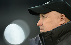 Cardiff City Manager, Russell Slade - Photo mandatory by-line: Alex James/JMP - Mobile: 07966 386802 - 17/03/2015 - SPORT - Football - Cardiff - Cardiff City Stadium - Cardiff City v AFC Bournemouth - Sky Bet Championship