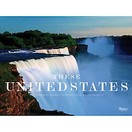 """These United States, Signed by Jake Rajs, Introduction by Walter Cronkite, Published by Rizzoli, Midsize Dimensions: 14.4 x 1.1 x 10.8 inches<br /> Hailed by Entertainment Weekly as """"the next best thing to a road trip,"""" These United States is a celebration of the magnificence of the United States of America and a tribute to all that makes it great. Inspired by the deluxe limited edition, Rizzoli is proud to present These United States in a slightly smaller format. It showcases breathtaking panoramic photos from the East to the West Coasts; from the wilderness of the frontier to the cities; and from the earliest American historical landmarks to images of America post-9/11. These United States grandly exhibits the diverse elements comprising the heart and soul of America.<br /> <br /> The photographer of two previous Rizzoli titles who has been published in Life, Esquire, National Geographic and many other magazines, Rajs here delivers a huge, 16"""" x 12"""" book that features 220 full-color photos, many of which are full-bleeds, and 10 of which are gatefolds. Aerial shots, pastorals, cityscapes-they're all here. As Cronkite notes, """"Jake has woven a stunning tapestry of the many threads of America."""" (Oct. 15) Copyright 2003 Reed Business Information. <br /> <br /> Publishers Weekly"""