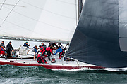 American Eagle sailing in the Opera House Cup.