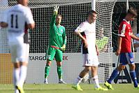 ALL BRUK AV BILDET BLIR FAKTURERT. INNGÅR IKKE I AVTALER.<br /> <br /> Fotball<br /> Tyskland<br /> Foto: imago/Digitalsport<br /> NORWAY ONLY<br /> <br /> DFB-Pokal - 1. Runde - Fußball - FC Ingolstadt 04 - SpVgg Unterhaching - Torwart Örjan Haskjard Nyland (26, FCI) 1. BL - FC Ingolstadt 04 Saison 2015/2016<br /> <br /> Ørjan Håskjold Nyland