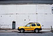 Buildings in Red Hook, Brooklyn