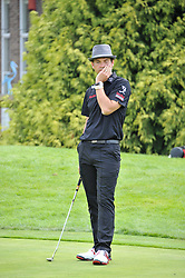 Actor DOUGRAY SCOTT at the Leuka Mini Masters Golf at Dukes Meadows, Chiswick, London on 15th July 2011.