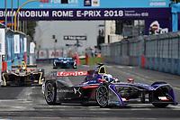 Bird Virgin<br /> Roma 14- 04-2018 Eur<br /> Roma E  Prix 2018 / Formula E Championship<br /> Foto Antonietta Baldassarre Insidefoto