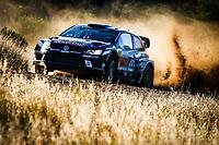 Andreas Mikkelsen  (NOR) /Jaeger Synnevag (NOR)  - Volkswagen Polo WRC