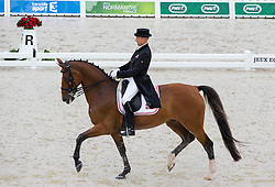 Lars Petersen, (DEN), Mariett - Grand Prix Team Competition Dressage - Alltech FEI World Equestrian Games™ 2014 - Normandy, France.<br /> © Hippo Foto Team - Leanjo de Koster<br /> 25/06/14