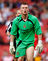Joe Clegg of Man City  FA Cup Youth Semi-Final 2nd Leg <br /> Arsenal Youth v Manchester City Youth at  Emirates Stadium London<br /> 22/04/2009. Credit Colorsport /  Kieran Galvin