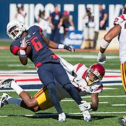 USC Football v Arizona | 2016 | 2nd Half