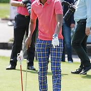 NLD/Abcoude/20120530 - Gekleurde bn' ers gaan multicultureeel golfen, Sergio IJssel