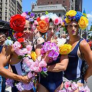 Gay Pride Parade NYC 2019