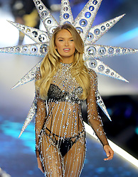 November 8, 2018 - New York, New York, United States - Romee Strijd walks in the 2018 Victoria's Secret runway show at Pier 94 on November 8 2018 in New York City  (Credit Image: © Philip Vaughan/Ace Pictures via ZUMA Press)