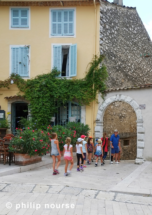 La Colle-sur-Loup, Provence-Cote d'Azur