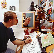 Animator for the Lion King.