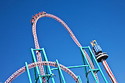 The Xcelerator At Knott's Berry Farm