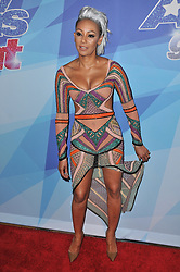 """Mel B at the NBC """"America's Got Talent"""" Season 12 Live Show held at the Dolby Theater in Hollywood, CA on Tuesday, August 22, 2017. (Photo By Sthanlee B. Mirador/Sipa USA)"""