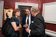 BEN ELLIOT; ED VICTOR, Dinner to celebrate the opening of Pace London at  members club 6 Burlington Gdns. The dinner followed the Private View of the exhibition Rothko/Sugimoto: Dark Paintings and Seascapes.