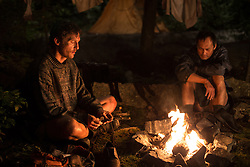 RELEASE DATE:  August 26, 2016 TITLE: The Sea of Trees STUDIO: Waypoint Entertainment DIRECTOR: Gus Van Sant PLOT: A suicidal American befriends a Japanese man lost in a forest near Mt. Fuji and the two search for a way out STARRING: Matthew Mcconaughey as Arthur Brennan, Ken Watanabe as Takumi Nakamura (Credit: � Waypoint Entertainment/Entertainment Pictures)