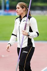 Samsung Diamond League adidas Grand Prix track & field; Kara Patterson, USA, Javelin