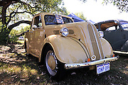 Ford Popular, 2011 Classic Car Show, Whiteman Park, Perth, Western Australia. March 20, 2011