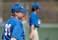 Gilford Cal Ripken Baseball opening day game Cantin Chevrolet versus Pike Industries May 7, 2011.