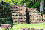Leper King Terrace, Ankot Thom, Angkor, Cambodia