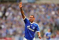 Jermaine Jones (Schalke)<br /> Fussball Bundesliga, Hannover 96 - FC Schalke 04