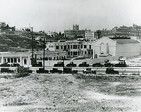 1931 Disney Studios on Hyperion Ave.