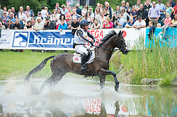 Townend Oliver, (GBR), Black Tie   <br /> Cross country - CCI4* Luhmuhlen 2016<br /> © Hippo Foto - Jon Stroud<br /> 18/06/16