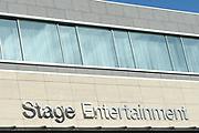 Het nieuwe kantoor van Stage Entertainment aan de De Boelelaan, Amsterdam