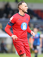 Wigan Athletic midfielder Dan Gardner (15) during the EFL Sky Bet League 1 match between Rochdale and Wigan Athletic at the Crown Oil Arena, Rochdale, England on 16 January 2021.
