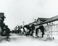 1925 United Studios on Melrose Ave.