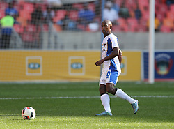 Bongani Kama of Chippa United during the 1st leg of the MTN8 Semi Final between Chippa United and Mamelodi Sundowns held at the Nelson Mandela Bay Stadium in Port Elizabeth, South Africa on the 11th September 2016<br /><br />Photo by: Richard Huggard / Real Time Images