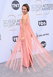 Tanika Ray at the 25th Annual Screen Actors Guild Awards held at the Shrine Auditorium on January 27, 2019 in Los Angeles, CA. © OConnor-Arroyo / AFF-USA.com. 27 Jan 2019 Pictured: Keltie Knight. Photo credit: OConnor-Arroyo / AFF-USA.com / MEGA TheMegaAgency.com +1 888 505 6342