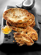 Peshwari naan bread