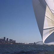 Sailing Sydney to Hobart