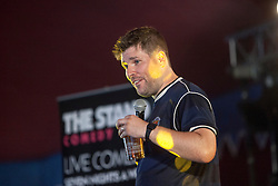 Mark Nelson. The Scottish Sun and the Stand comedy club, Friday T in the Park 2014.<br /> © Michael Schofield.