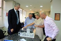 José Fortunati participa de reunião no CDL de Porto Alegre. FOTO: Luis Gonçalves/Preview.com