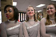 Armada Winterguard competes at the Midwest Colorguard Circuit Championship Finals in La Porte, Indiana on April 2, 2016. <br /> <br /> Beth Skogen Photography - www.bethskogen.com