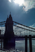 Hammersmith. London. United Kingdom,  2018 Men's Head of the River Race.  Hammersmith Bridge.  Championship Course, Putney to Mortlake. River Thames, <br /> <br /> Sunday   11/03/2018<br /> <br /> [Mandatory Credit:Peter SPURRIER Intersport Images]<br /> <br /> Leica Camera AG  M9 Digital Camera  1/2000 sec. 50 mm f. 160 ISO.  17.5MB