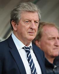 England manager, Roy Hodgson  - Mandatory byline: Joe Meredith/JMP - 07966386802 - 05/09/2015 - FOOTBALL- INTERNATIONAL - San Marino Stadium - Serravalle - San Marino v England - UEFA EURO Qualifers Group Stage