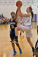 Lorain vs Keystone girls varsity basketball on November 28, 2014. Images © David Richard and may not be copied, posted, published or printed without permission.
