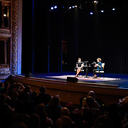 NHPR's Virginia Prescott interviews Judy Blume at The Music Hall, July 14, 2016