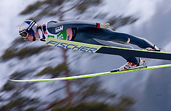 SCHLIERENZAUER Gregor, SV Innsbruck-Bergisel, AUT  competes during Flying Hill Individual First Round at 2nd day of FIS Ski Flying World Championships Planica 2010, on March 19, 2010, Planica, Slovenia.  (Photo by Vid Ponikvar / Sportida)