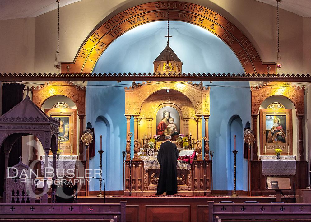 St Stephen's Church Watertown, MA