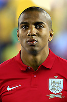 Football Fifa Brazil 2014 World Cup Matchs-Qualifier / Group H /<br /> San Marino vs England  0-8  ( Olympic Stadium - Serravalle , Republic of San Marino )<br /> Ashley Young of England ,  during the match between San Marino and England