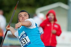 DUSHKIN Dmitry, 2014 IPC European Athletics Championships, Swansea, Wales, United Kingdom